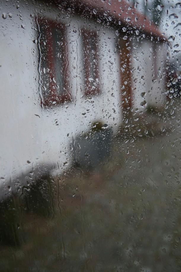 Regn inifrån