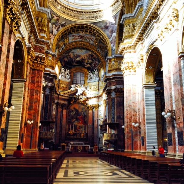 Rom kyrka